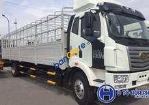Bán FAW xe tải thùng đời 2018, màu trắng, nhập khẩu nguyên chiếc