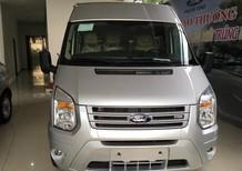 Ford Transit giá tốt, hỗ trợ vay lên tới 90%, tặng hộp đen, lót sàn, laphong