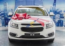 Bán xe Chevrolet Cruze LT 1.6L - Chevrolet Phú Mỹ Hưng khuyến mãi đầu năm với 40tr-- Hỗ trợ ngân hàng 90-100% trên cả nước