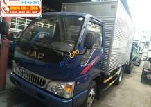 Bán xe tải Jac 2.4 tấn máy cn Isuzu vào được thành phố ban ngày, giá rẻ