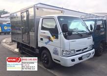 TP. HCM bán xe tải Kia tải 2 tấn 4 trả góp 80%, xe giao ngay, xe tải Kia K165 tải 2 tấn 4, lưu thông thành phố