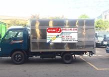 Bán xe tải Thaco Kia K165 tải 2 tấn 4, giao xe ngay, trả góp 80%. Xe tải Kia K165 tải 2 tấn 4, hỗ trợ vay