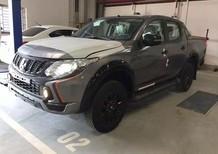 Cần bán xe Mitsubishi Triton đời 2018, màu xám, ở Tam Kỳ, hỗ trợ vay 80%. Thủ tục đơn giản. LH: 0905.91.01.99