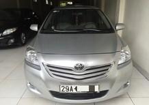 Cần bán xe Toyota Vios G 2011, màu bạc, giá tốt