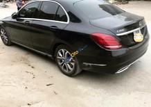 Bán Mercedes C200 đời 2015, màu đen, giá tốt