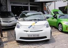 Bán Toyota IQ 1.0 AT đời 2008, màu trắng, nhập khẩu