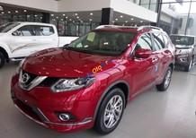 Cần bán xe Nissan X trail 2.5 SV Premium năm sản xuất 2018, màu đỏ
