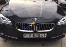 Cần bán BMW 5 Series 520i đời 2015, màu đen chính chủ