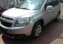 Cần bán Chevrolet Orlando sản xuất 2018, màu bạc, KM hấp dẫn, có xe giao ngay