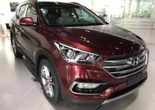 Hyundai SantaFe mới 2018 bản cao cấp, khuyến mãi cực lớn, giá cả cạnh tranh, uy tín hàng đầu