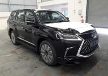 Bán Lexus LX LX570 Super Sport 2018, màu đen, nhập Mỹ, full options