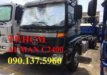 Bán Thaco AUMAN C2400 đời 2017, màu xám, giá tốt