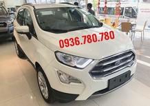 Cần bán Ford EcoSport 2018, màu trắng, giá 689tr