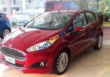 Bán Ford Fiesta 2018, động cơ Ecoboots 1.0 125HP, đủ màu, giao ngay, trả trước thấp