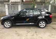 Bán BMW X5 3.0si năm sản xuất 2007, màu đen, xe nhập, 599 triệu