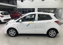 Bán ô tô Hyundai Grand i10 1.0 MT Base năm 2017, màu trắng