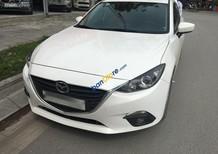 Cần bán xe Mazda 3 1.5AT Hatchback đời 2016, màu trắng