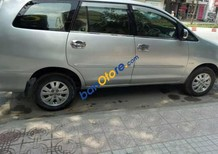 Bán Toyota Innova G đời 2012, màu bạc, xe gia đình giá cạnh tranh