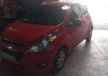 Bán xe Chevrolet Spark LTZ 1.0 AT đời 2013, màu đỏ