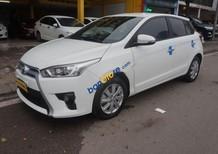 Bán xe Toyota Yaris 1.3G 2015, màu trắng, xe nhập
