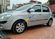 Cần bán lại xe Hyundai Getz 2011, màu bạc, nhập khẩu nguyên chiếc như mới giá cạnh tranh