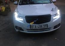 Bán Daewoo Lacetti CDX 1.8AT sản xuất năm 2011, màu trắng, 388 triệu