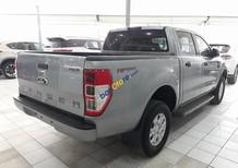 Bán Ford Ranger XLS 2.2AT sản xuất 2016, màu xám (ghi), nhập khẩu nguyên chiếc