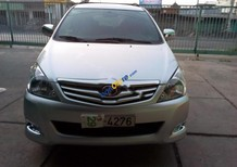 Chính chủ bán Toyota Innova G đời 2009, màu bạc
