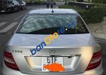 Chính chủ bán xe Mercedes C250 2011, màu bạc, nhập khẩu, 700tr
