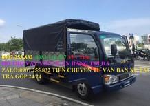 Xe tải Jac 2,4 tấn HFC1030k4/xe tải Jac 2 tấn 4 /Jac 2,4 tấn tại cty ôtô Phú Mẫn
