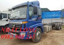 Bán xe tải Thaco Auman C1350 tải trọng 13,5 tấn thùng dài 9,5m giá tốt giao ngay