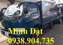Cần bán Thaco Kia K165 đời 2018, màu xanh lam