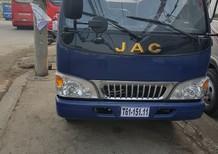 Xe tải Jac 2,4 tấn đời 2017, thùng dài 3m7, trả góp 90% toàn quốc