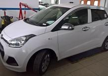 Cần bán xe Hyundai Grand i10, màu trắng, giá tốt nhất. Hỗ trợ trả góp 90% gọi ngay 0961637288 Mr Khải