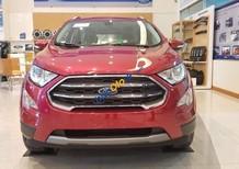 Ford Hải Phòng - Báo giá các phiên bản Ford Ecosport 2018, giao xe ngay, hỗ trợ trả góp 90%