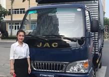 Bán xe JAC HFC LX đời 2017, màu xanh lam, 345 triệu