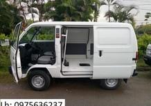 Bán xe tải Suzuki Blind van, giá khuyến mại rẻ nhất Hà Nội