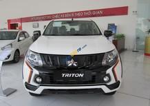 Bán Mitsubishi Triton bán tải (4x4, 4x2 AT & MT), nhập khẩu Thái Lan 100%