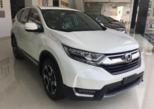 Bán Honda CR V 2019, xe đủ màu, khuyến mãi lên đến 50 triệu đồng
