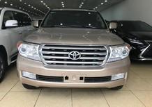 Bán ô tô Toyota Land Cruiser 5.7V8 2010, màu vàng cát, xe Mỹ đăng ký chính chủ từ đầu