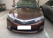 Bán Toyota Corolla Altis 2.0V 2015, màu nâu
