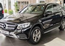 Bán xe Mercedes GLC250 2018, màu đen, hỗ trợ trả góp, lái thử tại nhà