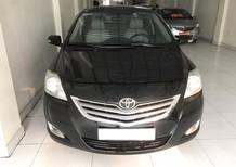 Bán xe Toyota Vios E đời 2010, màu đen, còn mới, giá 290tr