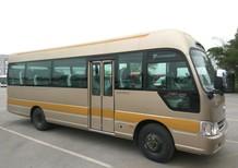 Giảm nóng 20 triệu - Bán xe Hyundai County Limousine thân dài - Sản xuất 2018