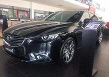 Cần bán xe Mazda 6 2018, màu đen
