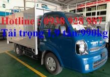 Bán xe tải Kia 1 tấn 9 / 990kg – Kia K200 thùng mui bạt, đời 2018