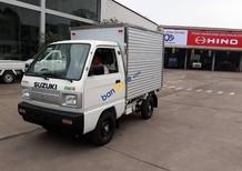 Bán Suzuki 5 tạ thùng kín một lớp, hai lớp tại Hà Nội, giá cực tốt