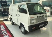 Cần bán xe Suzuki Super Carry Van 2018, màu trắng, giá khuyến mại tốt nhất
