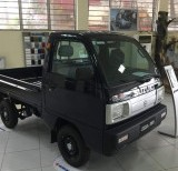 Bán Suzuki Supper Carry Truck 2018, màu xanh lục, giá khuyến mại rẻ tốt nhất Hà Nội