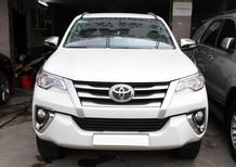 Xe Toyota Fortuner 2017, màu trắng, nhập khẩu chính hãng